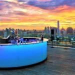 【タイ旅行】バンコク マリオット ホテル スクンビットが最高だった【夜景凄すぎ】